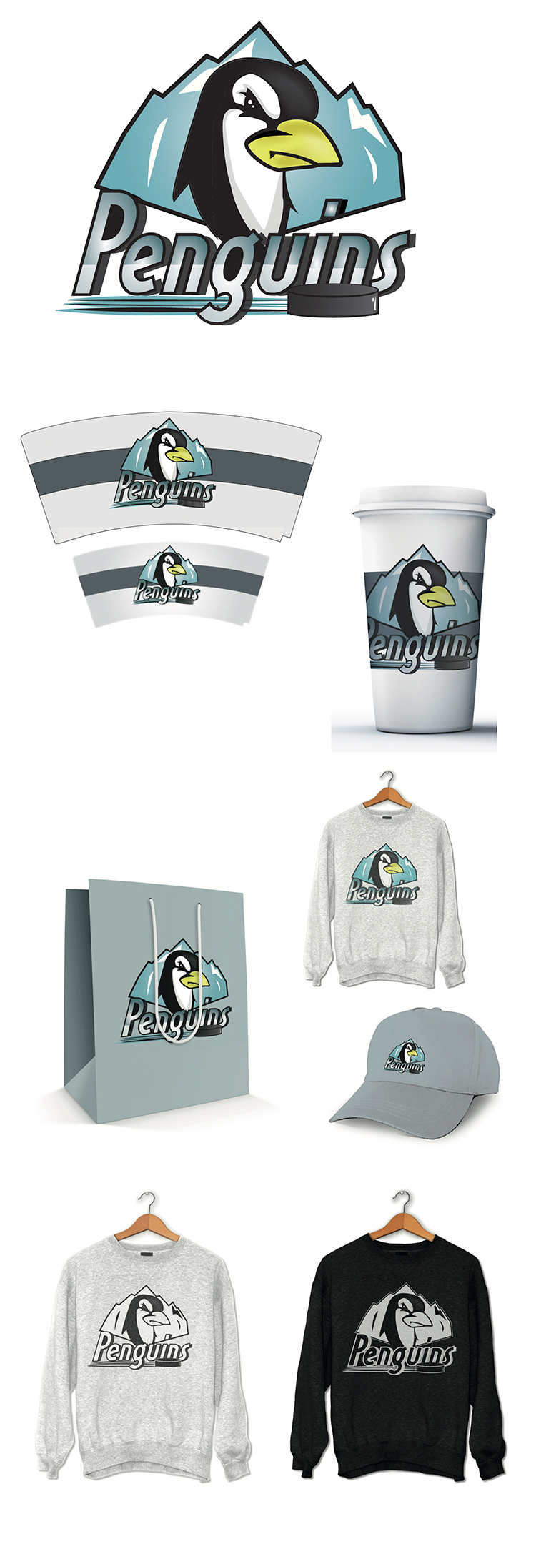 penguins logo