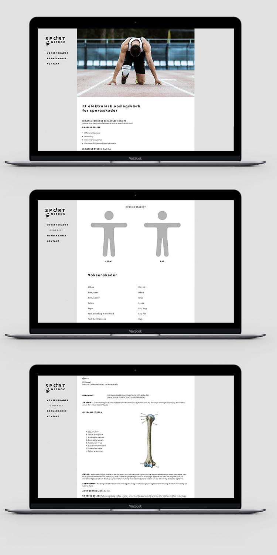 sportnetdoc website